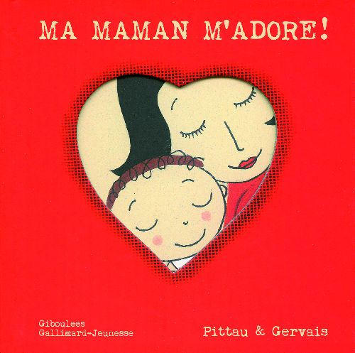 MA MAMAN M'ADORE