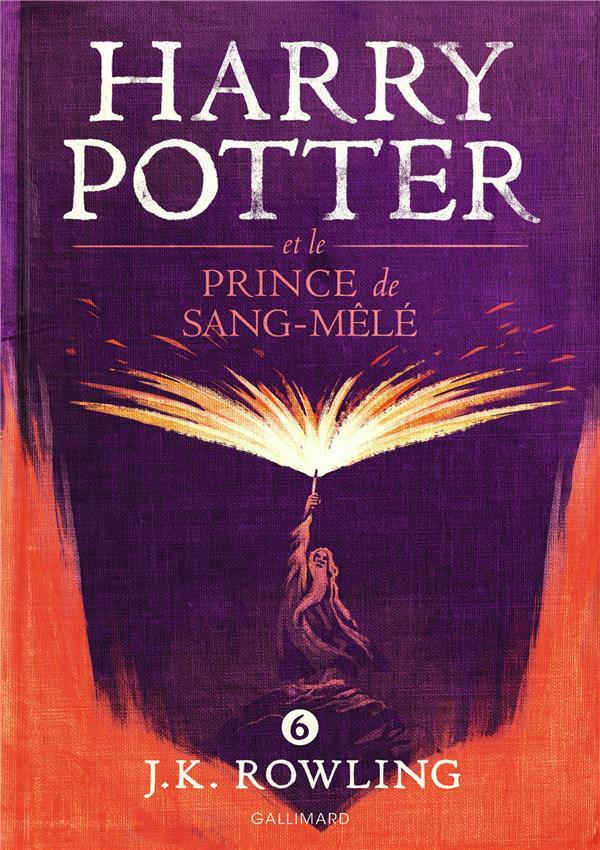 HARRY POTTER, VI : HARRY POTTER ET LE PRINCE DE SANG-MELE