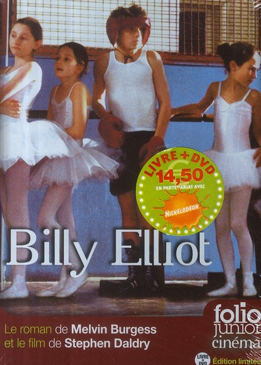 BILLY ELLIOT LIV DVD