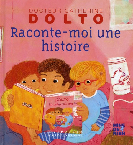 RACONTE-MOI UNE HISTOIRE