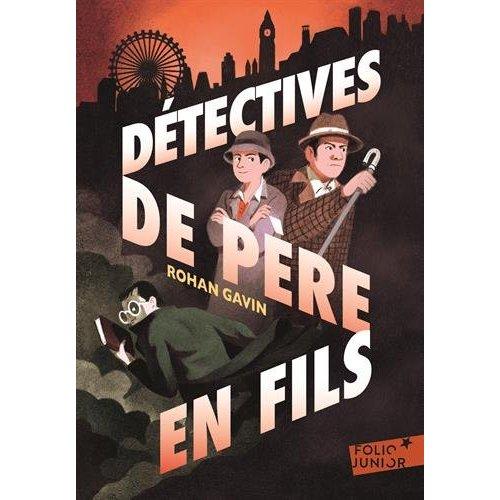 DETECTIVES DE PERE EN FILS T1