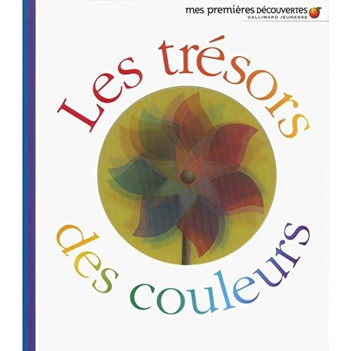 LES TRESORS DES COULEURS