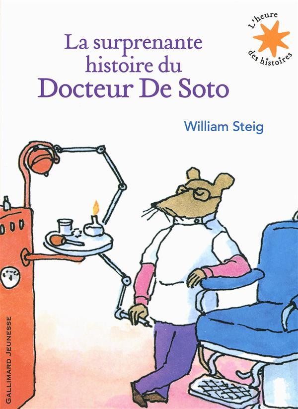 LA SURPRENANTE HISTOIRE DU DOCTEUR DE SOTO