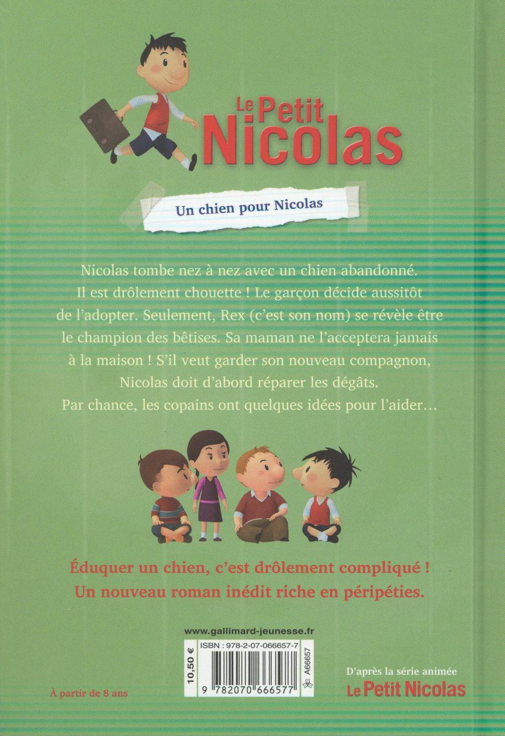 LE PETIT NICOLAS, 7 : UN CHIEN POUR NICOLAS