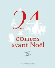 24 CONTES AVANT NOEL