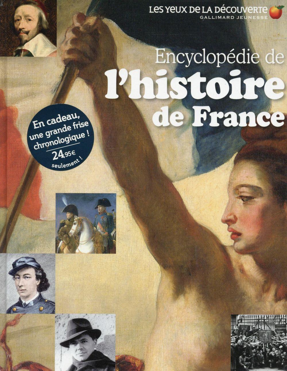 ENCYCLOPEDIE DE L'HISTOIRE DE FRANCE