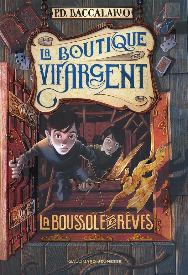 LA BOUTIQUE VIF-ARGENT - LA BOUSSOLE DES REVES