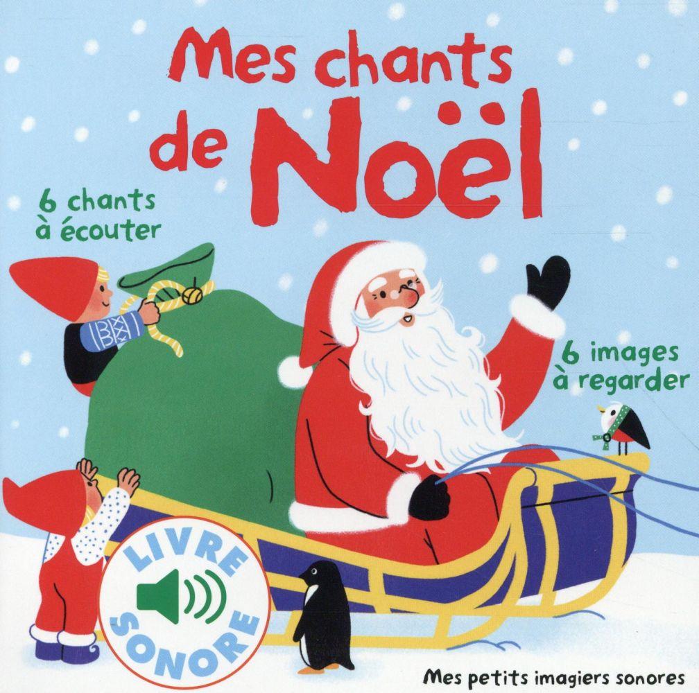 MES CHANTS DE NOEL