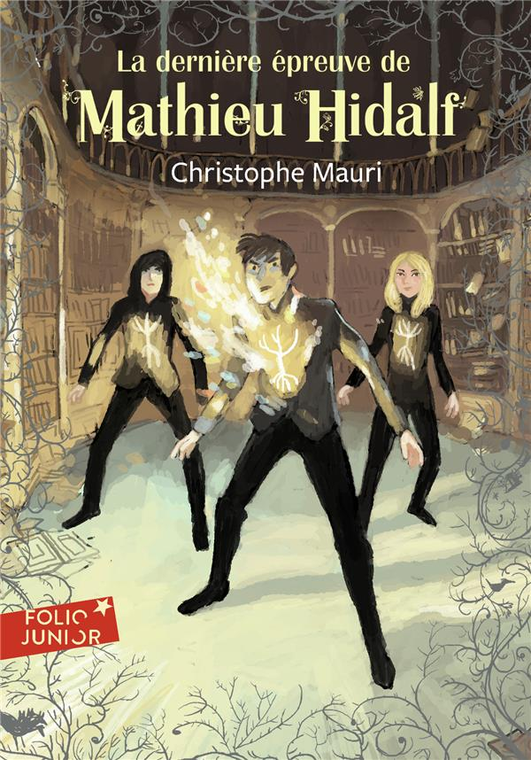 MATHIEU HIDALF - T1736 - LA DERNIERE EPREUVE DE MATHIEU HIDALF