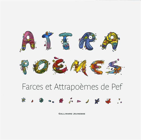 ATTRAPOEMES - FARCES ET ATTRAPOEMES