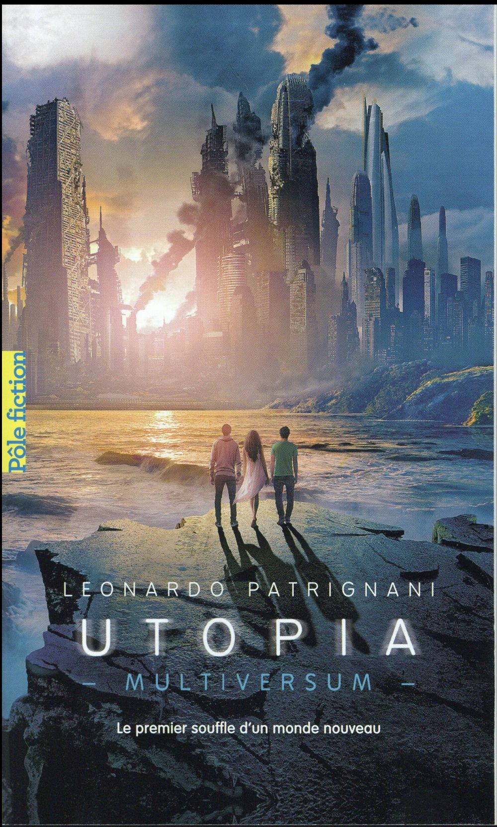 MULTIVERSUM - VOL03 - UTOPIA 3