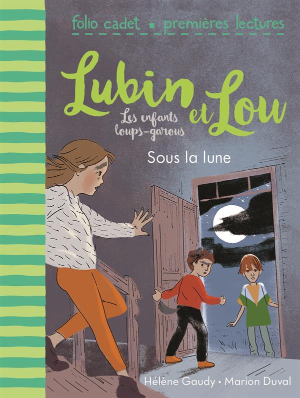 LUBIN ET LOU, LES ENFANTS LOUPS-GAROUS - T122 - SOUS LA LUNE