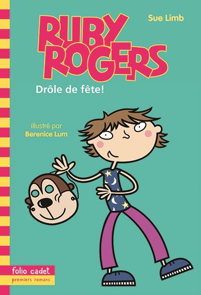 RUBY ROGERS - T553 - DROLE DE FETE - VOL08