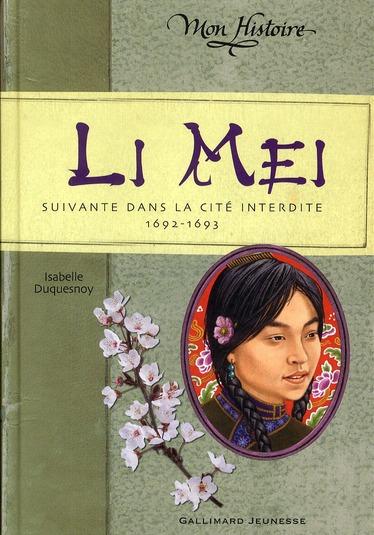 LI MEI - SUIVANTE DANS LA CITE INTERDITE, 1692-1693