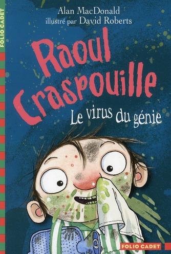RAOUL CRASPOUILLE - T551 - LE VIRUS DU GENIE