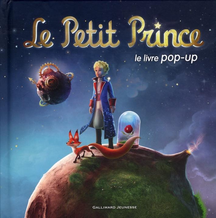 LE PETIT PRINCE - LE LIVRE POP-UP (NOUVELLES AVENTURES)