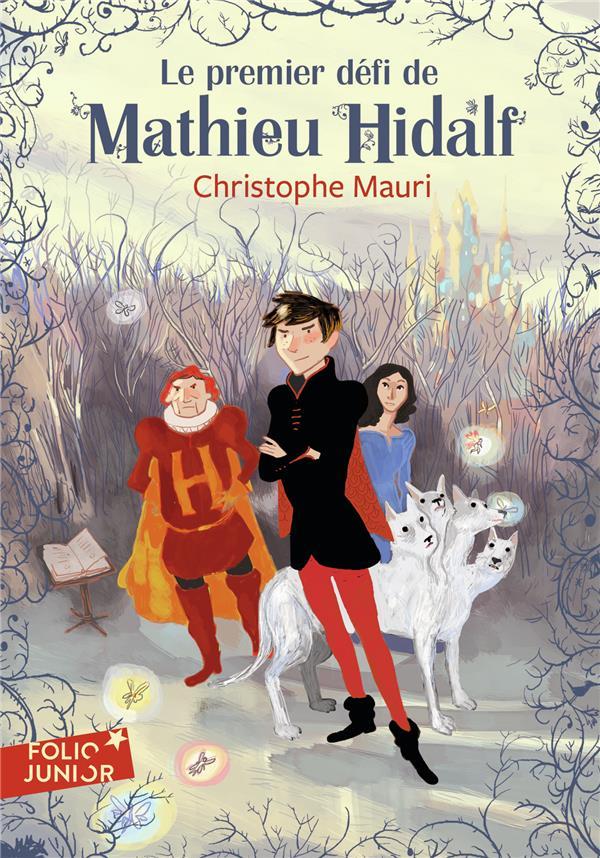 MATHIEU HIDALF - T1676 - LE PREMIER DEFI DE MATHIEU HIDALF
