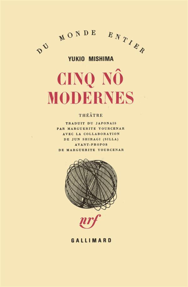 CINQ NO MODERNES