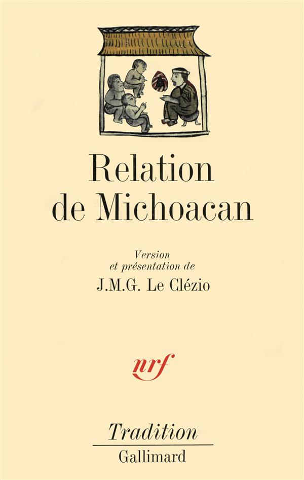 RELATION DE MICHOACAN