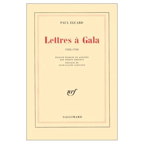 LETTRES A GALA 1924-1948 - (1924-1948)