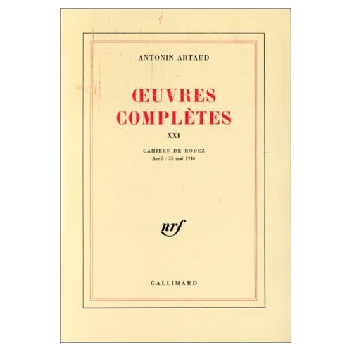 OEUVRES COMPLETES (TOME 21)