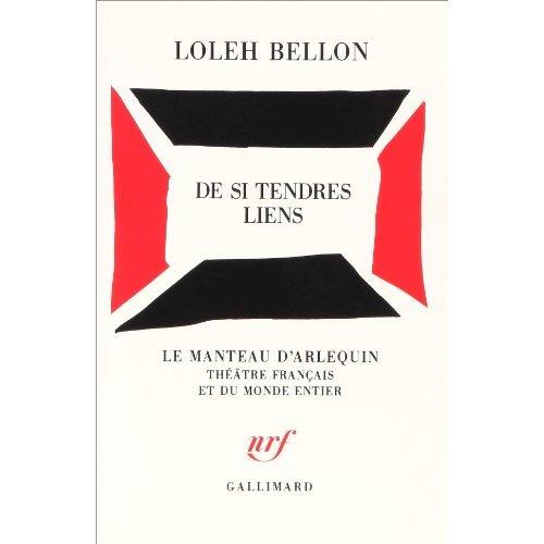 DE SI TENDRES LIENS [PARIS, STUDIO DES CHAMPS-ELYSEES, 22 SEPTEMBRE 1984]