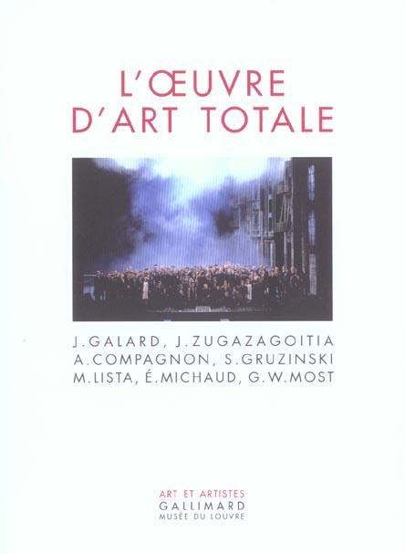 L'OEUVRE D'ART TOTALE