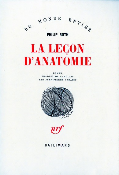 LA LECON D'ANATOMIE