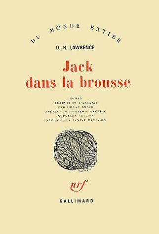 JACK DANS LA BROUSSE