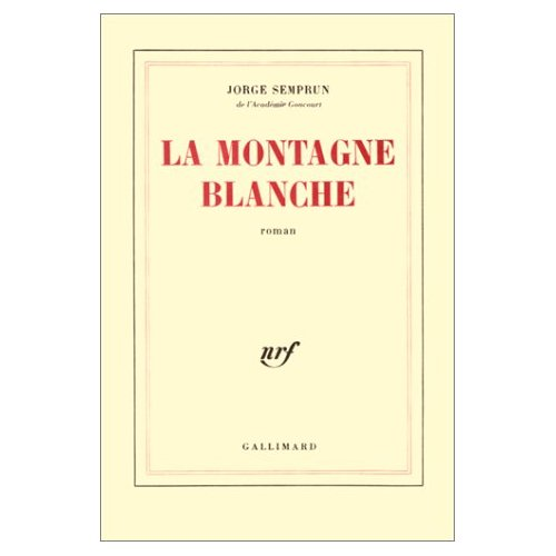 LA MONTAGNE BLANCHE