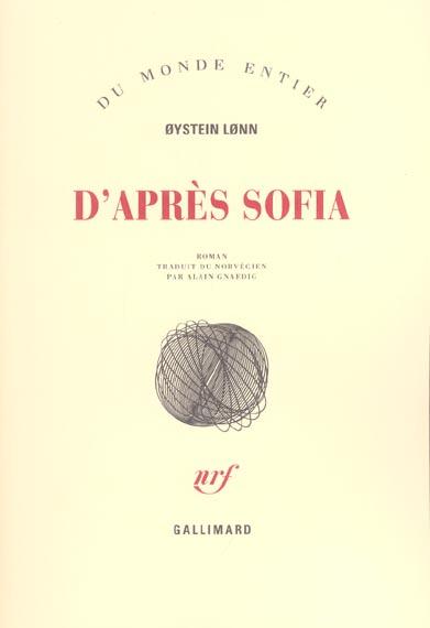 D'APRES SOFIA