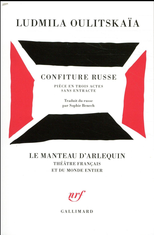 CONFITURE RUSSE