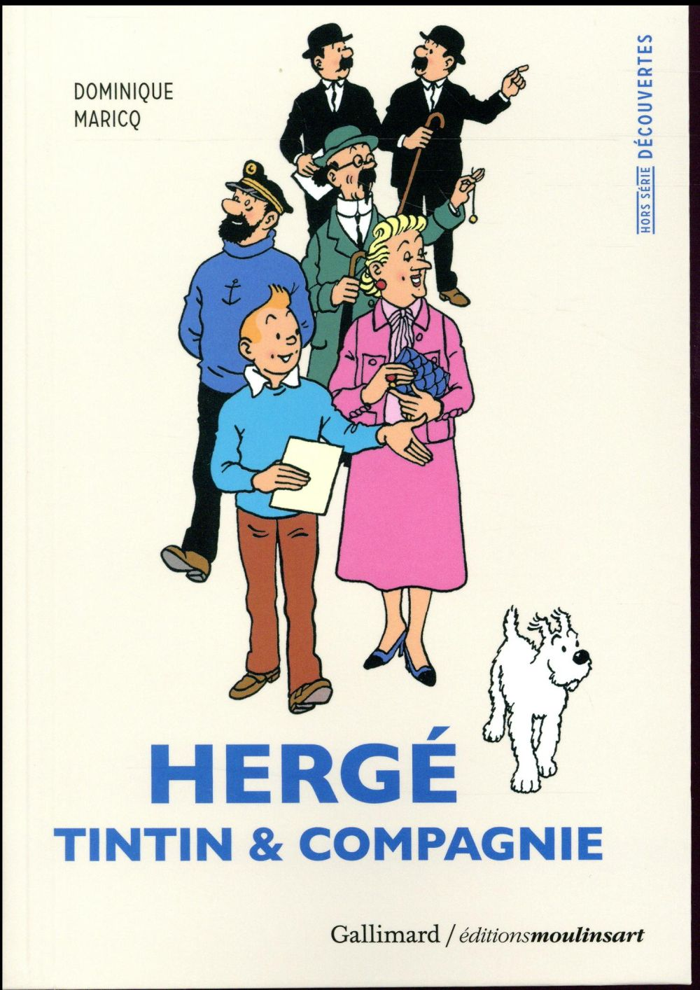 HERGE TINTIN & COMPAGNIE