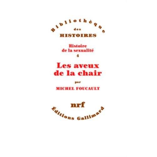 LES AVEUX DE LA CHAIR