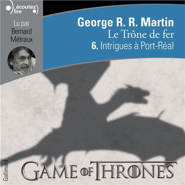 TRONE DE FER CD T6