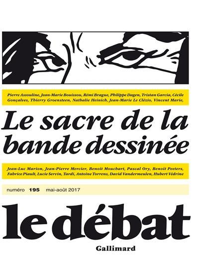 LE DEBAT N195 (MAI-AOUT 2017)