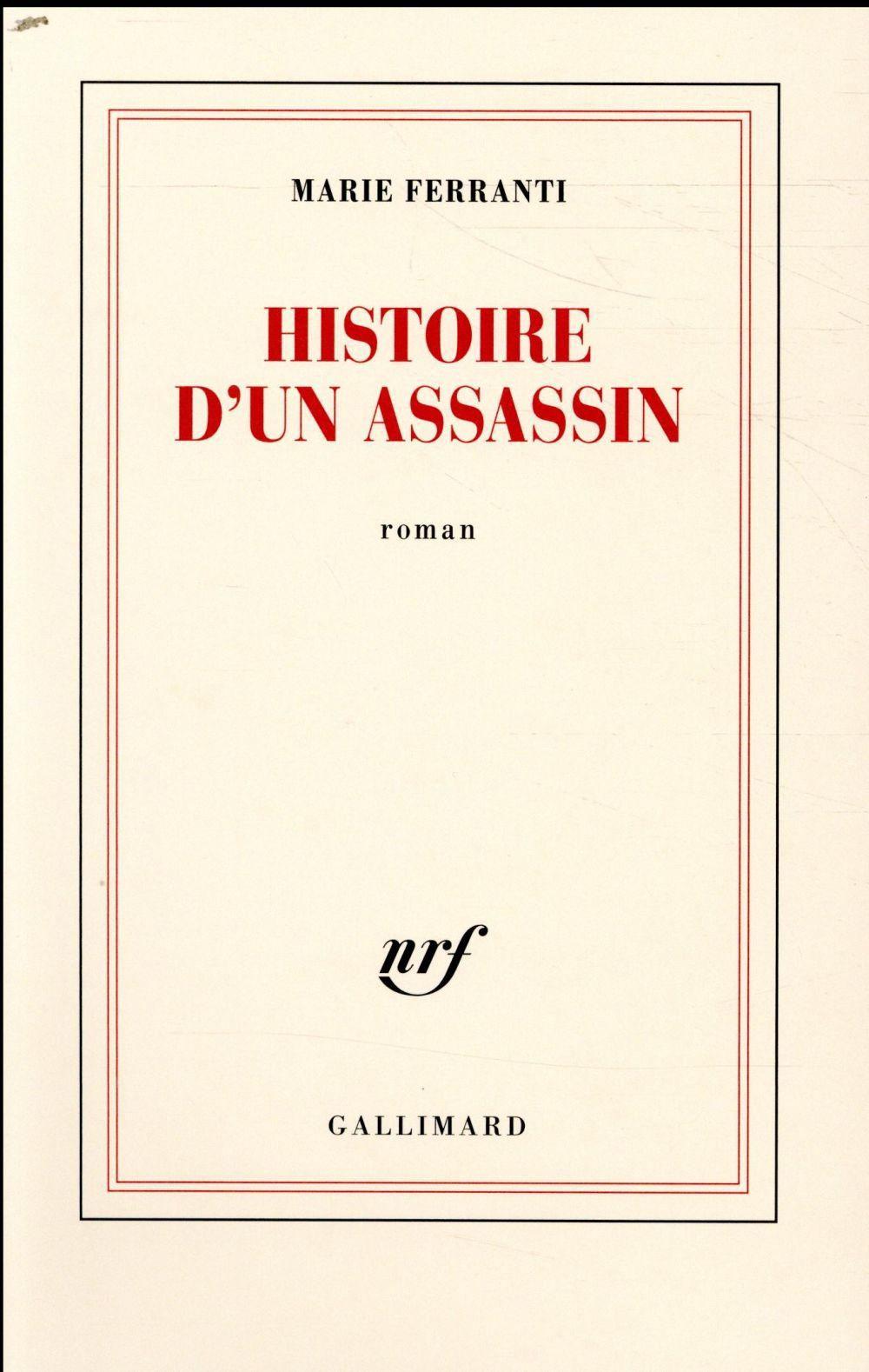 HISTOIRE D'UN ASSASSIN
