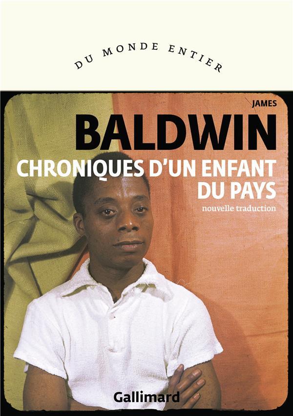 CHRONIQUES D'UN ENFANT DU PAYS