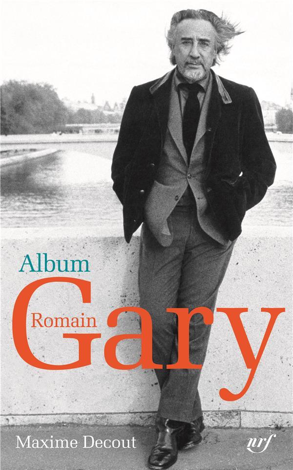 ALBUM ROMAIN GARY - ICONOGRAPHIE COMMENTEE
