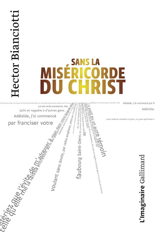 SANS LA MISERICORDE DU CHRIST