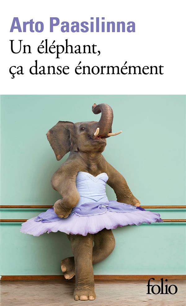 UN ELEPHANT, CA DANSE ENORMEMENT