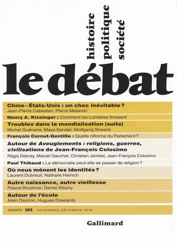 LE DEBAT
