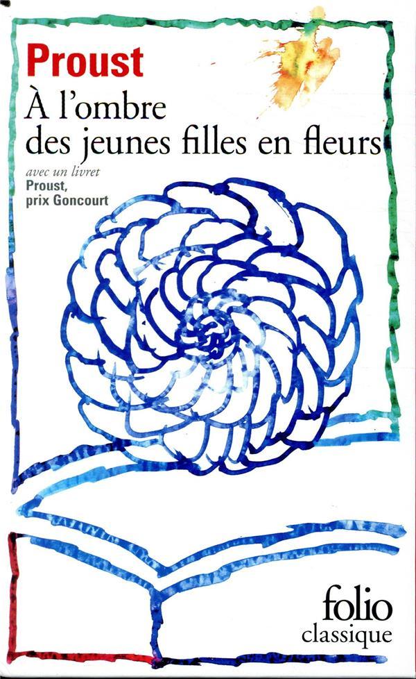A L'OMBRE DES JEUNES FILLES EN FLEURS (ETUI) - EDITION COLLECTOR