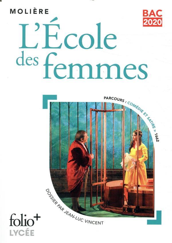 BAC 2020 : L'ECOLE DES FEMMES