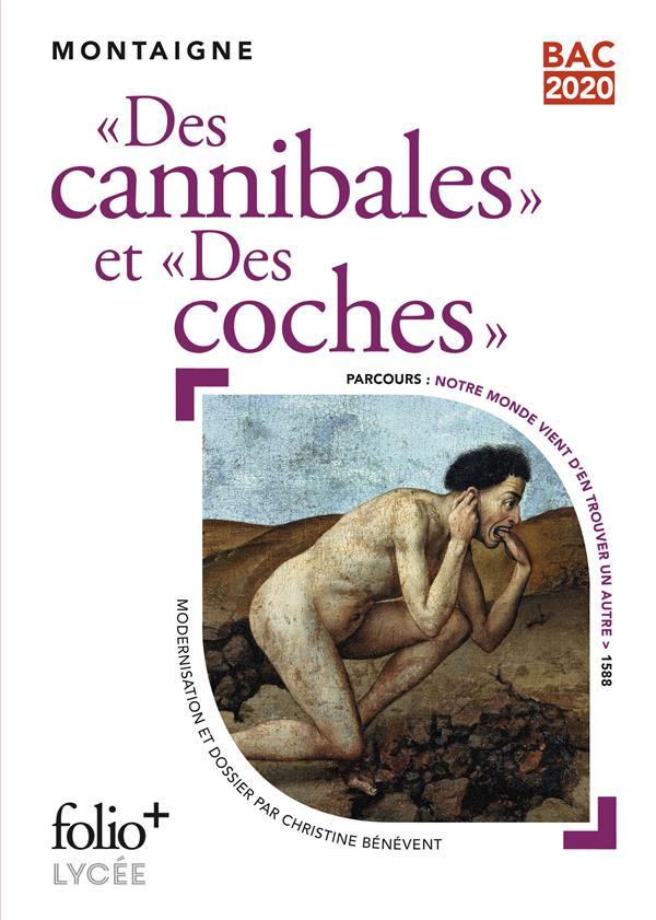 BAC 2020 : DES CANNIBALES/DES COCHES
