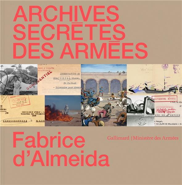 ARCHIVES SECRETES DES ARMEES