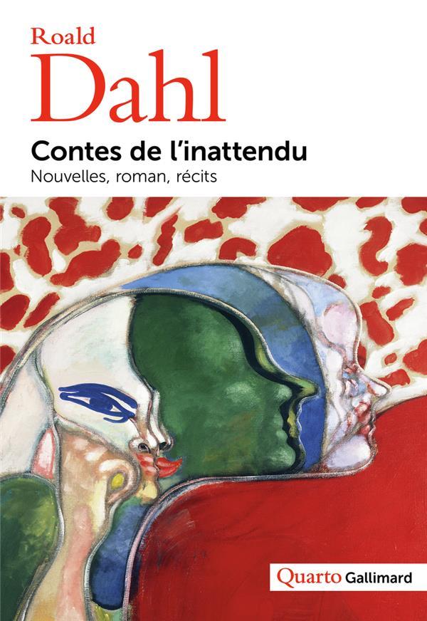 CONTES DE L'INATTENDU - NOUVELLES, ROMAN, RECITS