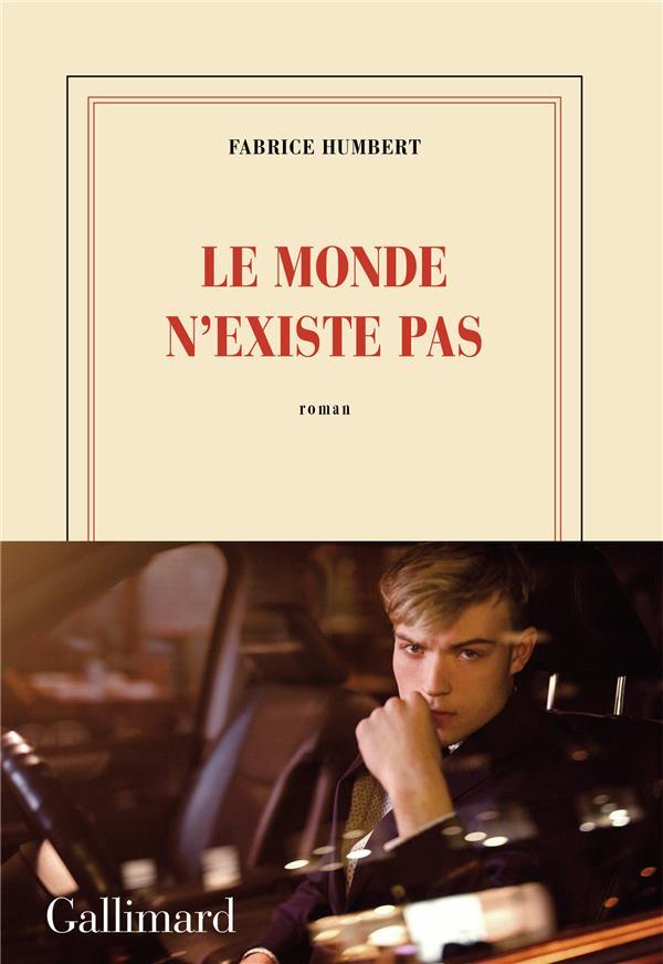 LE MONDE N'EXISTE PAS