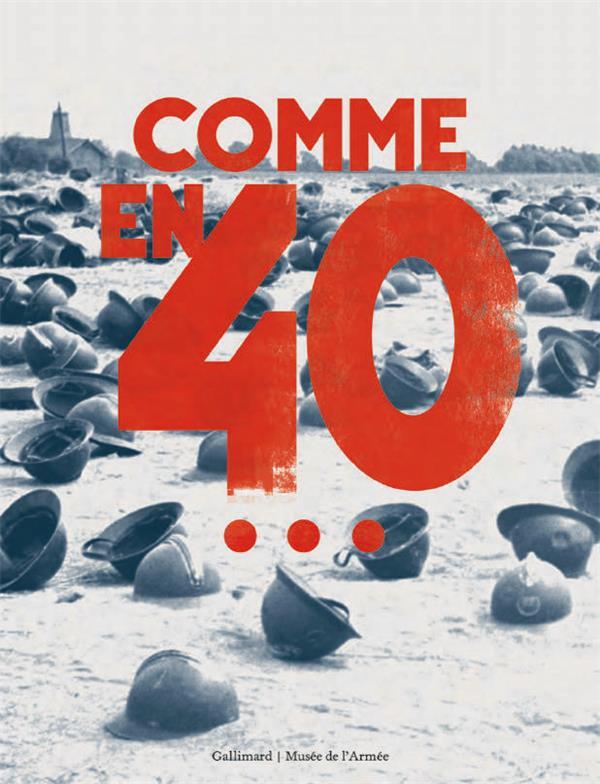 COMME EN 40...
