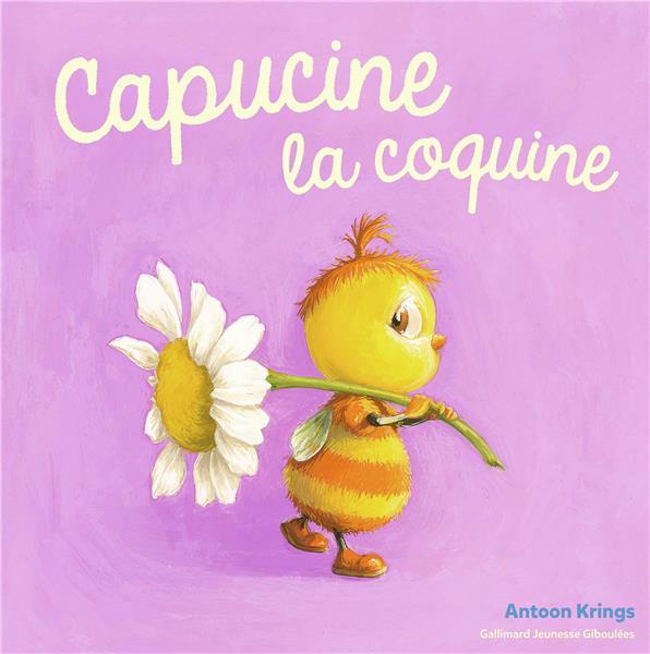 CAPUCINE LA COQUINE